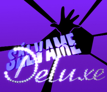 "Motion graphics broadcast design ""Sálvame Deluxe"" oppening tv show"