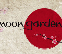"Logo and identity design ""Moongarden"""