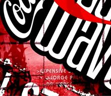 Motion Graphics Spot «Cocacola Soundwave»